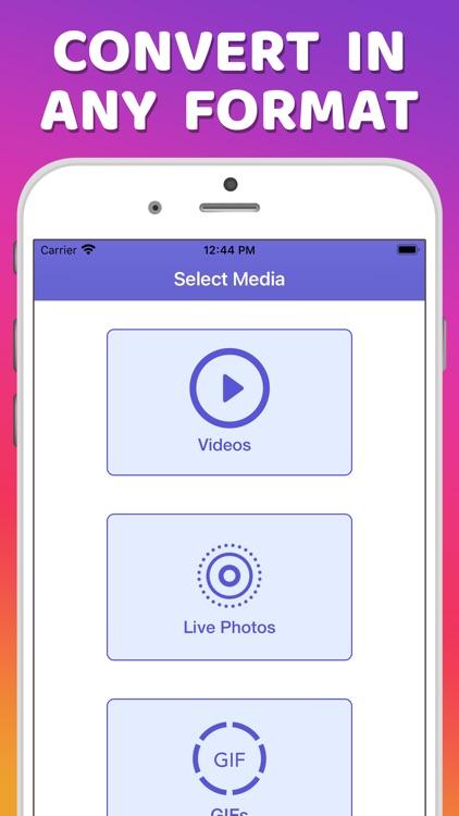 GIF Maker : Make Video To GIFs screenshot-4