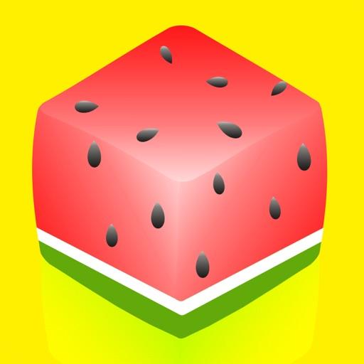 Fruits Puzzle: Demolish