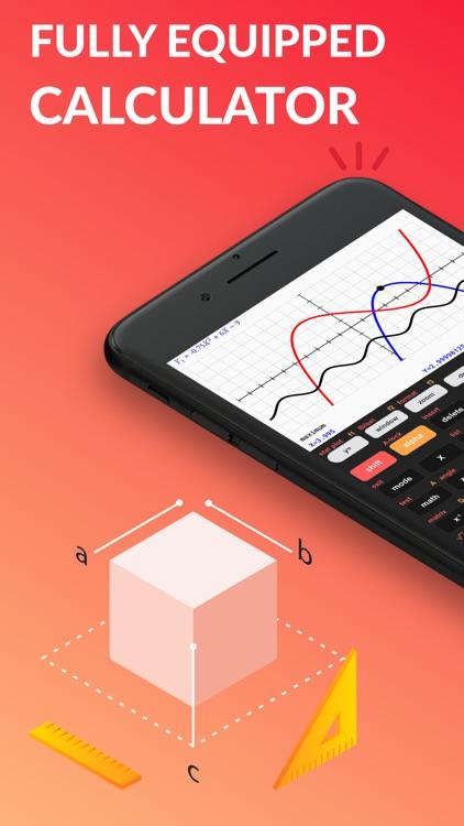 Taculator Graphing Calculator screenshot-0