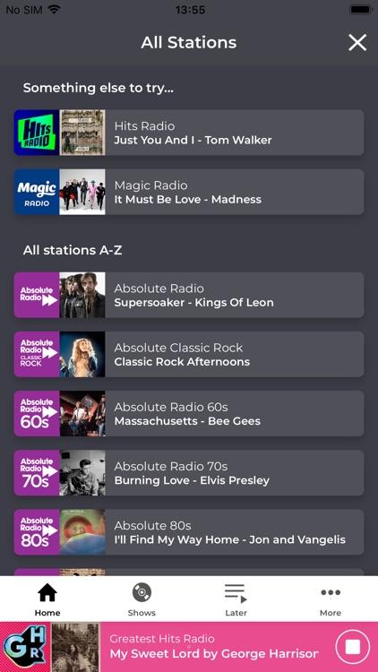 Greatest Hits Radio screenshot-6