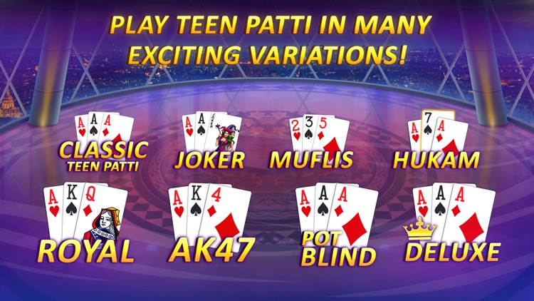 Teen Patti Gold (With Rummy)
