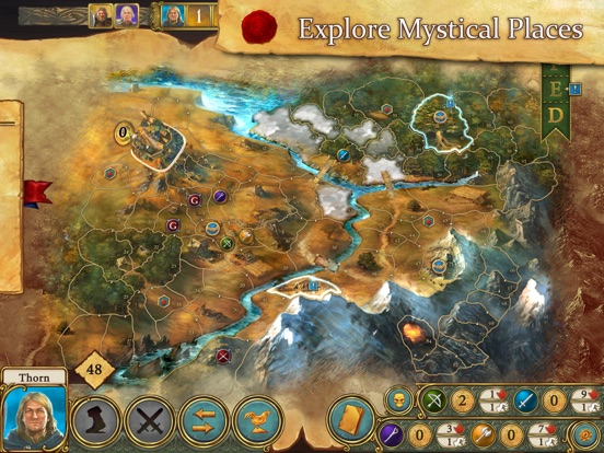 Screenshot #4 for Legends of Andor