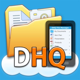 DriveHQ File Manager