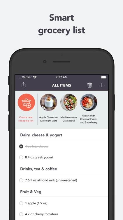 MealPrepPro: Meal prep planner screenshot-3