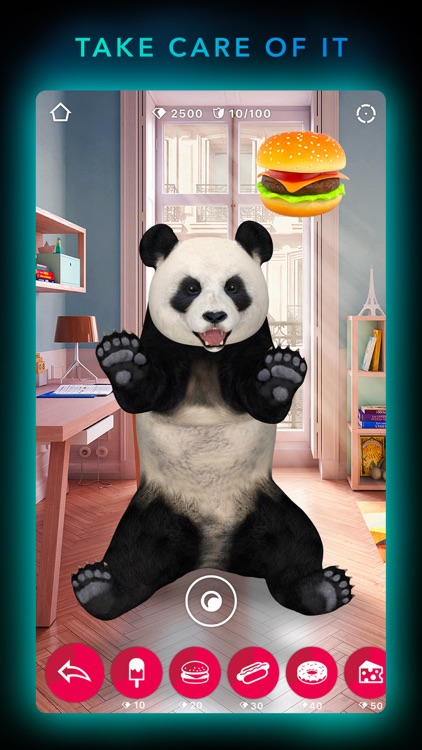 Animar: real & wild pets in AR