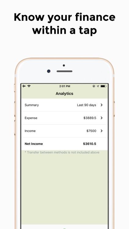 Hyra - Money Expense Tracker screenshot-3