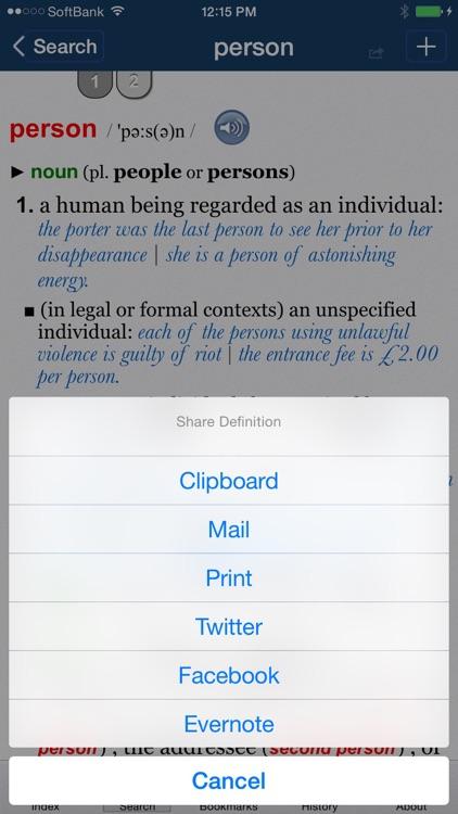 Oxford Deluxe (InApp) screenshot-6