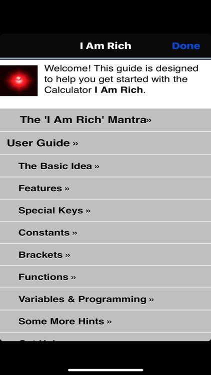 I Am Rich LE
