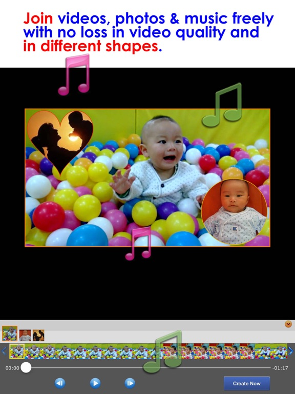 Screenshot #4 pour Videos in Video