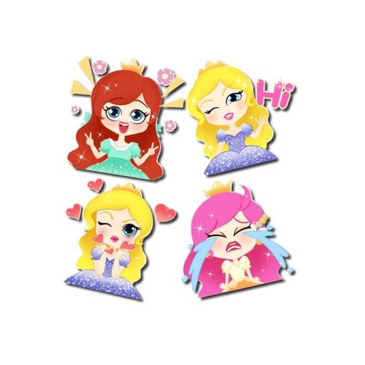 Princess Stickers download