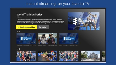 Screenshot #14 for TriathlonLive - Triathlon TV