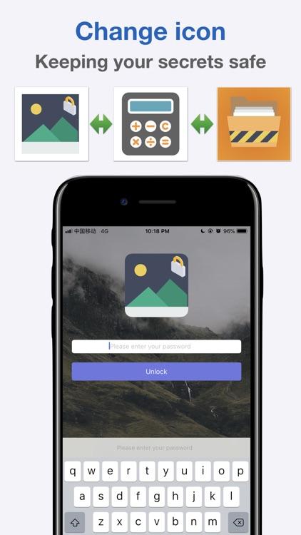 PicLock : Private Photo Vault screenshot-3