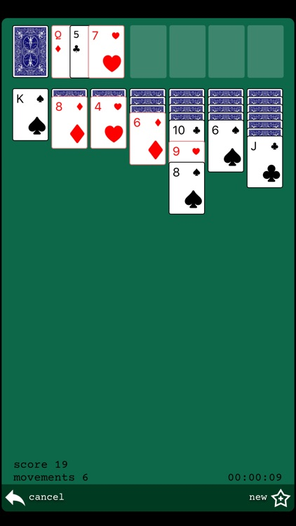 Solitaire (cards game) screenshot-3
