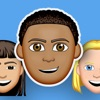 Emoji Me Animated Faces Kids - iPadアプリ
