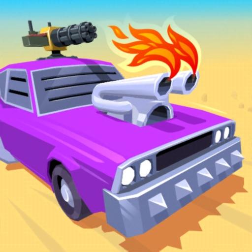 Desert Riders - Wasteland Cars