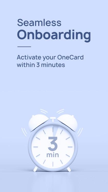 OneCard - Metal Credit Card