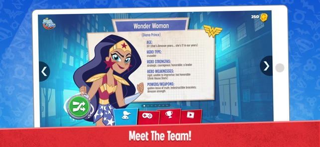 DC Super Hero Girls™ on the App Store 832a65ee0