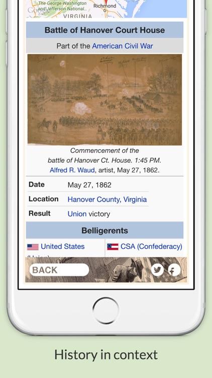 American Civil War Daily Lite screenshot-3