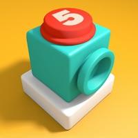 Fit It 3D: Push Hop Ball Hole
