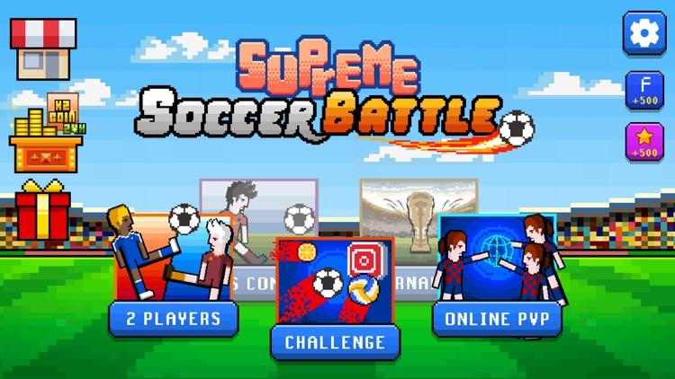 Duel Soccer Battle Supreme screenshot-4