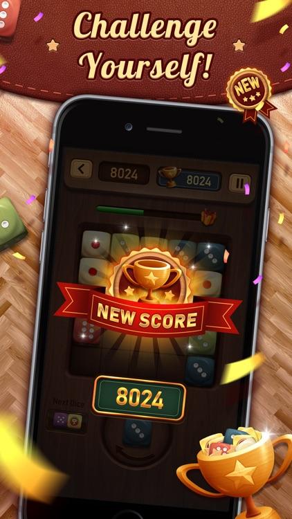 Merge Dice - Puzzle Game 5x5 screenshot-3
