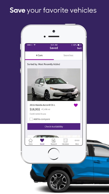 Cars.com - New & Used Cars screenshot-4
