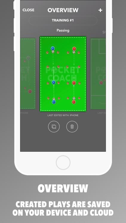Pocket Coach: Tactic Board screenshot-3