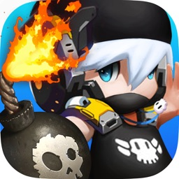 Pocket Bomberman Blast Heroes