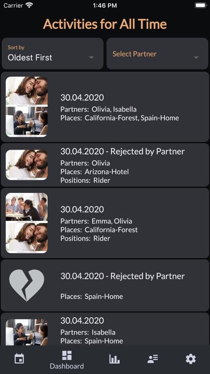 Intimassy-Sex Tracker Calendar
