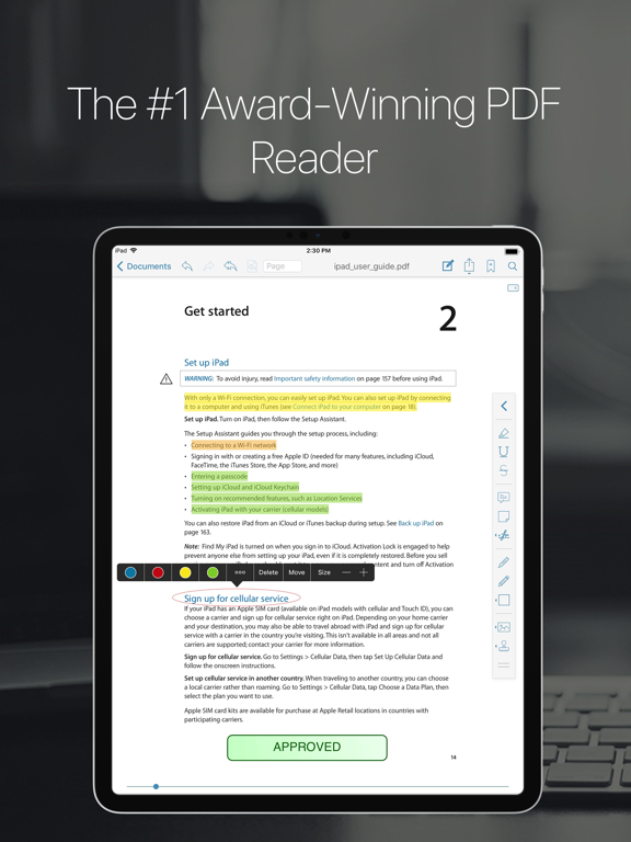 PDF Reader Pro Edition® Screenshot 0