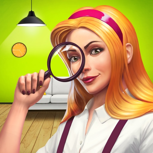 Hidden Objects: Photo Puzzle icon