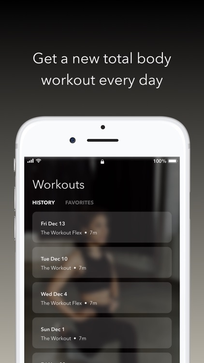 7 Minute Workout | Down Dog screenshot-3