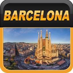 Barcelona Offline Travel Guide