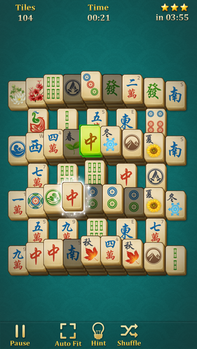 Download Mahjong Solitaire: Classic for Pc