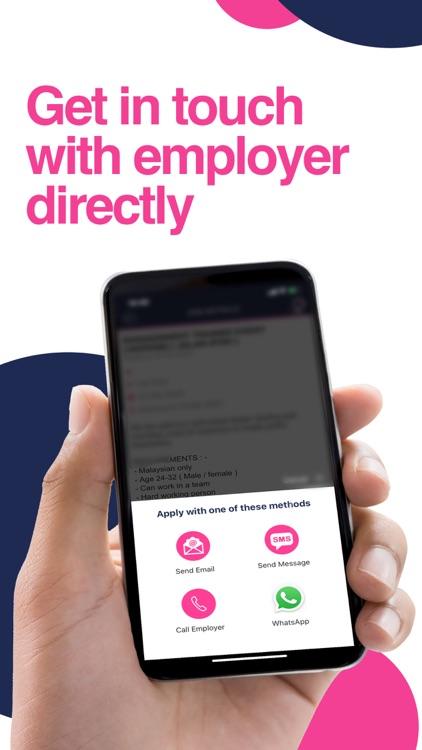 FastJobs - Get Jobs Fast screenshot-3