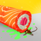 App Icon for Sushi Roll 3D - ASMR Food Game App in United States IOS App Store