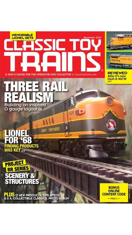 Classic Toy Trains screenshot-4
