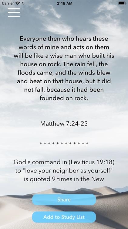 Daily Bible Verse Devotional '