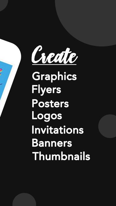 Desyne: Make a Flyer Screenshot