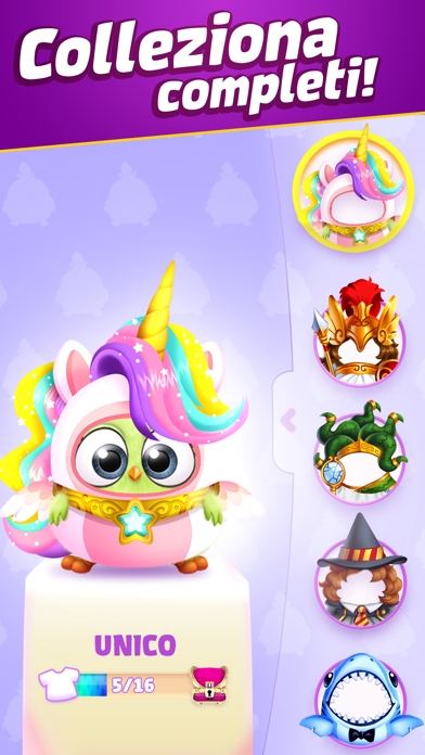 Screenshot of Angry Birds Match 32