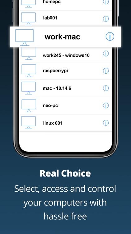 VNC Viewer - Remote Desktop screenshot-3