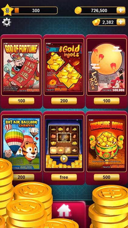 Lottery Scratchers Big Win screenshot-5