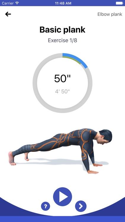 5 Minute Plank Challenge PRO screenshot-3