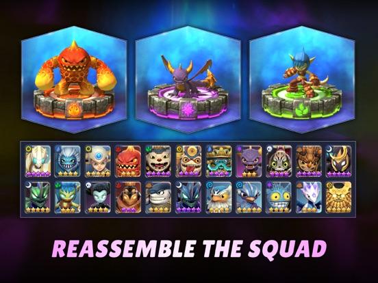 Skylanders™ Ring of Heroes screenshot 10