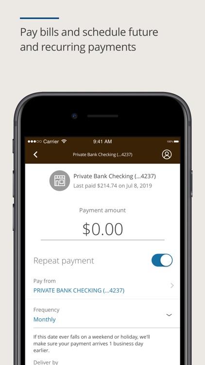 J.P. Morgan Mobile® screenshot-3