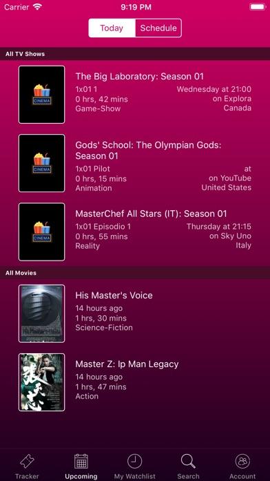 download Cinema Popcorn: Cinema Time apps 0