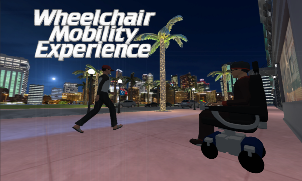 Wheelchair Mobility Experience