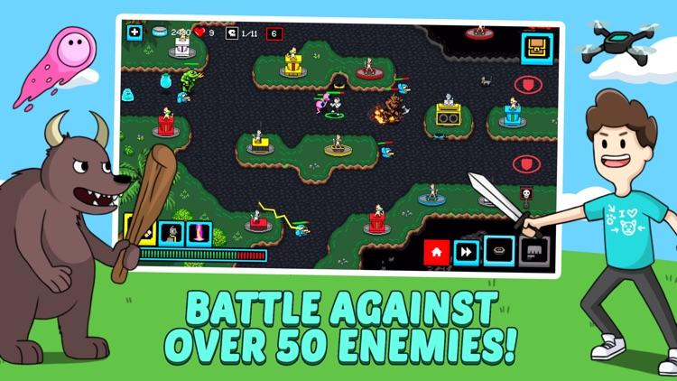 Cats & Cosplay: Adventure Game screenshot-3