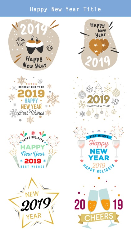 All about Happy New Year 2019 screenshot-1