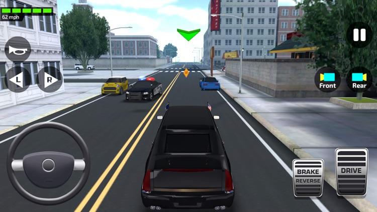 School Bus Simulator Game 3D screenshot-5